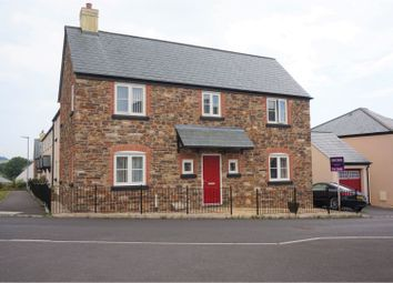 4 bed detached house for sale in Tappers Lane, Plymouth PL8