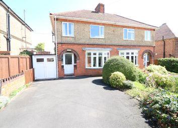 Thumbnail 3 bed semi-detached house for sale in Addington Road, Irthlingborough, Wellingborough