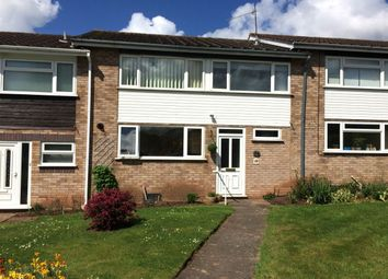 Thumbnail 3 bed terraced house to rent in Elm Green Close, Worcester