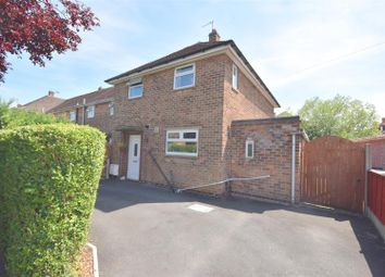 Thumbnail 3 bed end terrace house for sale in Alan Moss Road, Loughborough