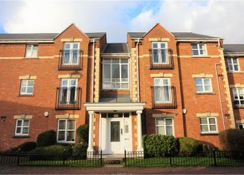 Thumbnail 2 bed flat for sale in Bourchier Way, Warrington