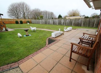 Thumbnail 3 bed detached bungalow for sale in Christchurch Road, Ferndown