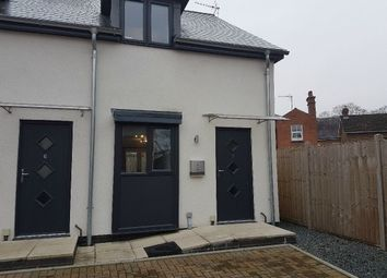 Thumbnail 2 bed end terrace house to rent in The Quadrangle, St. Owen Street, Hereford