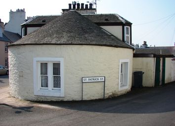 Thumbnail 1 bed end terrace house for sale in 35 Main Street, Portpatrick