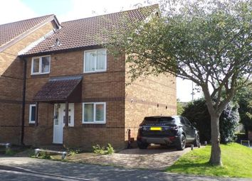 Thumbnail 3 bedroom end terrace house to rent in Whitbread Close, Eastbourne