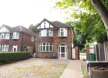 Thumbnail 3 bed detached house for sale in Nuthall Road, Aspley, Nottingham