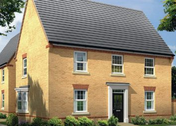 "Thumbnail 4 bed detached house for sale in ""Cornell"" at Newport Road, St. Mellons, Cardiff"