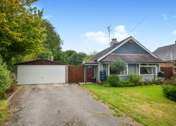 Thumbnail 2 bed detached bungalow for sale in Tally Ho Road, Stubbs Cross, Ashford