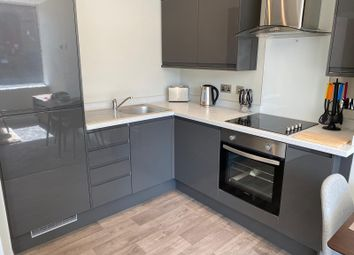 Thumbnail 1 bed flat to rent in Mersey View, Birkenhead