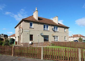 Thumbnail 2 bed flat for sale in Adamson Terrace, Leven, Fife