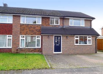 Thumbnail 4 bed semi-detached house for sale in Fellowes Way, Hildenborough, Tonbridge