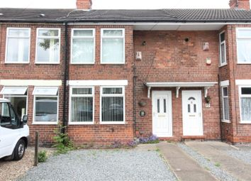 Thumbnail 2 bed terraced house for sale in National Avenue, Hull