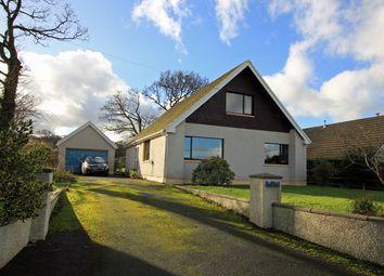 Thumbnail 4 bed detached bungalow for sale in Lon Henfryn, Pentrecwrt, Llandysul, Carmarthenshire