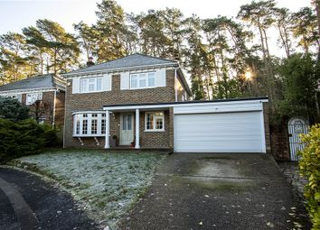 Thumbnail 4 bedroom detached house for sale in Grantley Drive, Fleet, Hampshire