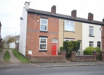 Thumbnail 2 bed end terrace house for sale in Leigh Road, Worsley, Manchester