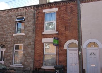 Thumbnail 3 bedroom shared accommodation to rent in Manchester Street, Derby