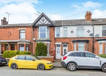 Thumbnail 4 bed terraced house for sale in Queen Street, Crewe, Cheshire