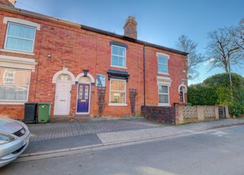 Thumbnail 2 bed terraced house for sale in Albany Road, Worcester