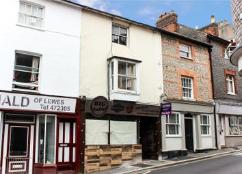 Thumbnail 4 bed terraced house for sale in Fisher Street, Lewes