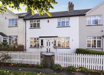 3 bed terraced house for sale in Wellington Road, Caterham, Surrey CR3