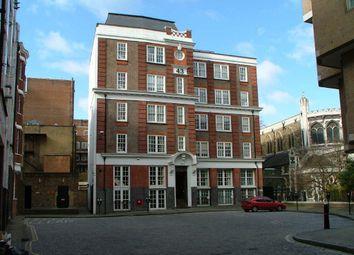 Thumbnail Studio to rent in Bartholomew Close, London