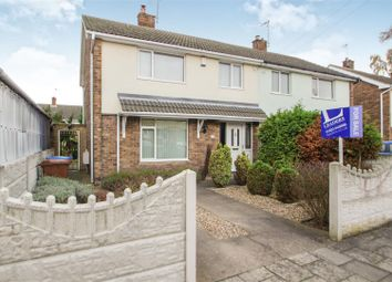 Thumbnail 3 bed semi-detached house for sale in Queens Court, Forest Town, Mansfield