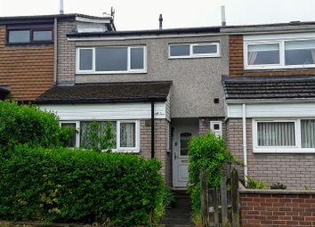 Thumbnail 3 bed terraced house for sale in Willowfield, Woodside, Telford