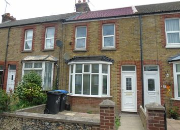 Thumbnail 2 bed terraced house to rent in Vereth Road, Ramsgate