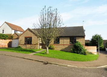 Thumbnail 3 bedroom detached bungalow for sale in Plantation Road, Fakenham