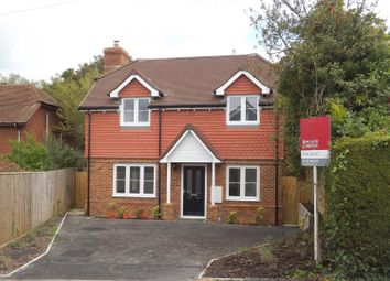 Thumbnail 4 bed detached house for sale in Camberlot Road, Upper Dicker, Hailsham