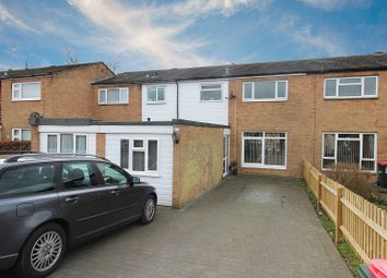 Thumbnail 4 bed terraced house for sale in Dovedale Crescent, Crawley, West Sussex.