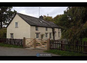Thumbnail 3 bed detached house to rent in Llandewir Cwm, Builth Wells