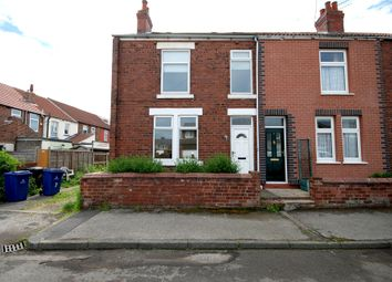 Thumbnail 3 bedroom end terrace house to rent in Victor Street, Carcroft, Doncaster