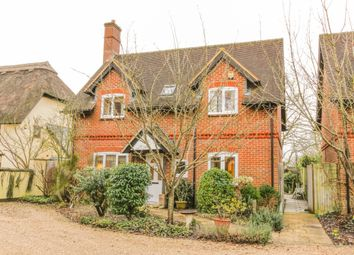 Thumbnail 4 bed detached house for sale in Weyhill Bottom, Andover, Hampshire