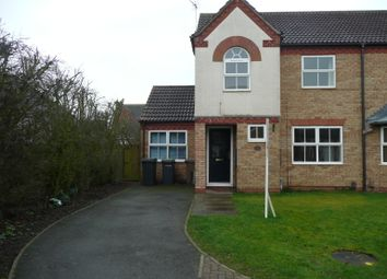 Thumbnail 3 bed semi-detached house to rent in Gloucester Close, Lincoln
