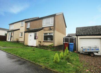Thumbnail 2 bed flat for sale in Carmichael Street, Carluke, Lanarkshire