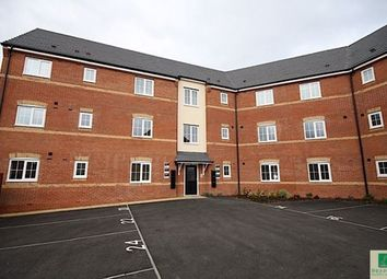 Thumbnail 2 bed flat to rent in Stackyard Close, Thorpe Astley