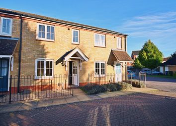 Thumbnail 2 bedroom terraced house to rent in Chervil Way, Great Cambourne, Cambourne, Cambridge