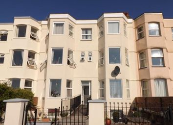 Thumbnail 1 bed flat for sale in West End Parade, Pwllheli, Gwynedd