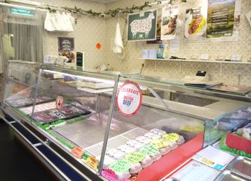 Thumbnail Retail premises for sale in Butchers HG2, North Yorkshire