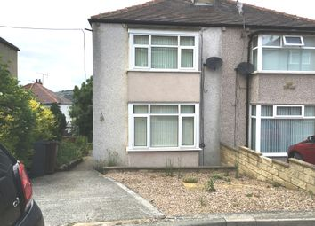 Thumbnail 2 bed semi-detached house for sale in Lynwood Avenue, Shipley