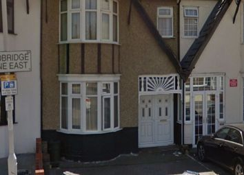 Thumbnail 3 bed terraced house to rent in Redbridge Lane East, Ilford