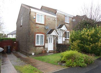 Thumbnail 2 bed semi-detached house to rent in Fernbank Avenue, Woodlands, Ivybridge
