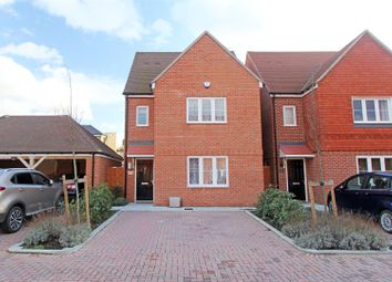 Thumbnail 4 bedroom detached house for sale in Wyvern Close, Milton Regis, Sittingbourne