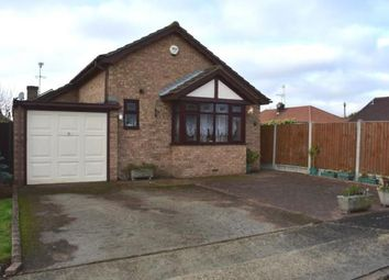 Thumbnail 3 bed bungalow for sale in Redwoods, Canvey Island