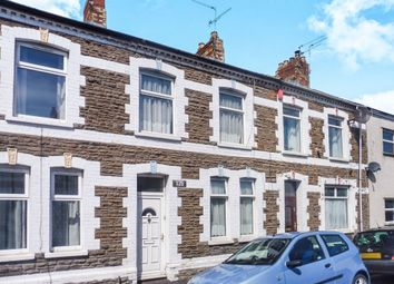 Thumbnail 3 bed terraced house for sale in Carlisle Street, Splott, Cardiff