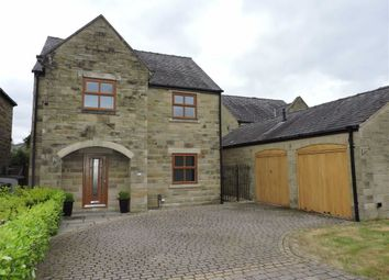 Thumbnail 4 bed detached house for sale in Hardcastle Gardens, Harwood