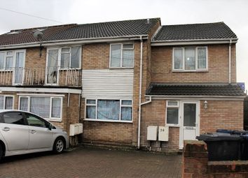 Thumbnail 3 bedroom flat to rent in Farm Close, Southall