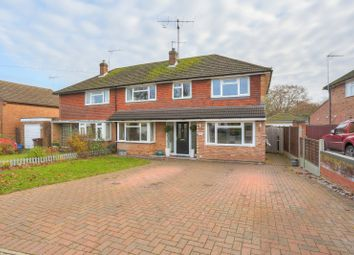 4 bed semi-detached house for sale in Wick Avenue, Wheathampstead, St. Albans, Hertfordshire AL4