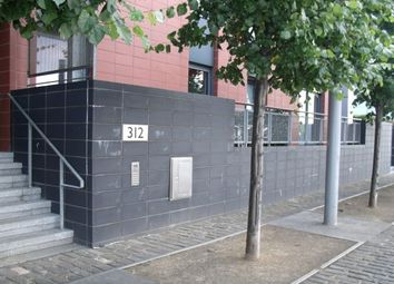 Thumbnail 2 bedroom flat to rent in Meadowside Quay Walk, Glasgow